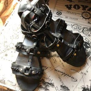 Black BC Footwear  Sandals 8.5